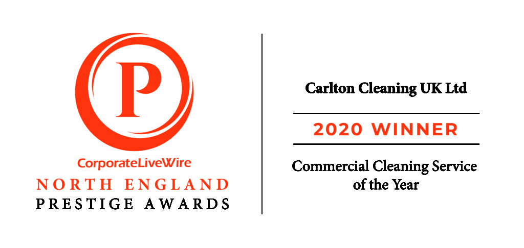 North England Prestige Award Winners - Commercial Cleaning Service Of The Year   Carlton Cleaning UK Ltd